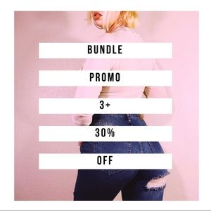 Other - BUNDLE DEAL💕 3 OR MORE 30% ✨